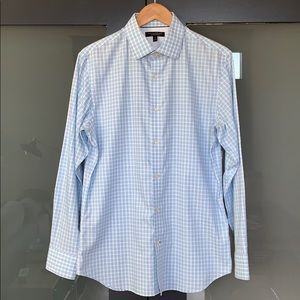 Banana Republic Non-Iron Slim Fit Dress Shirt